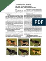 Standard del pastore tedesco