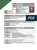 Curriculumm German Administracion