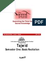 Tajwid - New - 4 Lessons