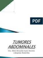 Tumores abdominales Externos