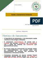 Aula1_Saude e Saneamento Ambiental_Historico e Conceitos