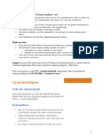 Le cours de français FEL