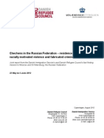 Chechens in the Russian Federation