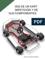 Analisis de Un Karting de Competicion y Sus Partes