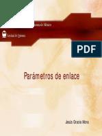 Parametros de Enlace