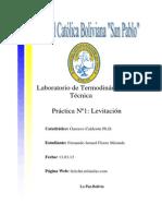 Laboratorio 1 Levitacion
