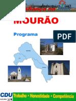 CDU Mourão | Programa Eleitoral