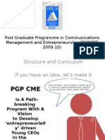 PGP CME 2009-10
