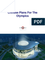 Chinese Plans for the Olympicsa