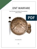 Earle Ancient Warfare Text Full