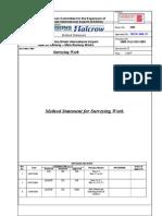 MS 1005 R2 Surveying Work