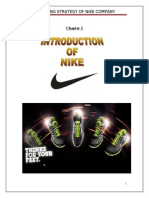 Marketing strategies of NIKE1.doc