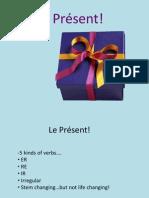 present tense1
