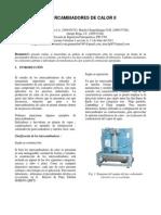 Laboratorio v - Intercambiador de Calor II