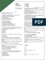 m 113 Exercicios de Lingua Portuguesa Sujeito e Predicado