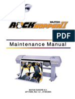 Maintenance Manual RockHopperII
