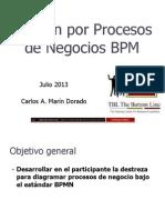 Manual Gestion Por Procesos de Negocio BPM