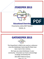 gatekeeper education document