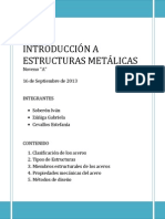 introduccion estructuras metalicas