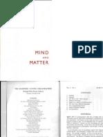 Mind and Matter v5-3