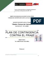 Plan Contingencia Frio ESCUELA