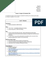 group3evaluationplandocument
