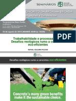 Trabalhab Proces Desafios Reologicos Concr Ecoeficientes RafaelPileggi