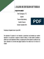 Traduccion Al Analisis de Esfuerzos de Tuberia. Rev 1_Indice Contenido.