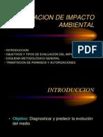 TEMA 23 EVALUACIÓN DE IMPACTO AMBIENTAL