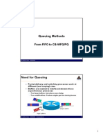 03 QoS Queuing Methods