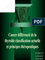 Cancer Differencie Thyroide Classification Ngo 2007
