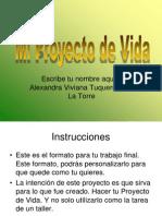 El Proyecto de Vida (3)