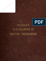 The Old Charges of British Freemasons 1872