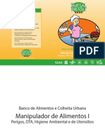 Manipulador de Alimentos II SESC Apostila 4