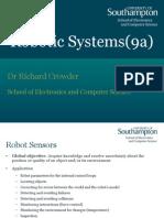 9a Robotic Systems Sensors