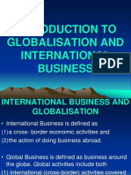 Intenational Marketing Business