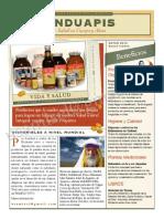 Productos Induapis en Espanol 1 de 3