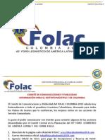 Boletin Informativo Comite de Comunicaciones Folac 2014 (1)