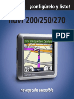 Manual Garmin Nuvi 200