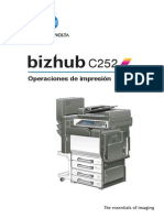Bizhub c252 Um Print-operations Es 1-1-1 Phase3