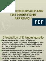 LEC 7 Enterpreneurship and Marketing Approach