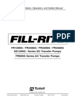 Fillrite Fuel Pump Manual