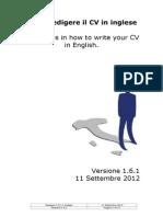 Come Scrivere Il CV in Inglese