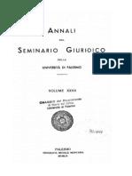 ALBANESE – Actio servi corrupti