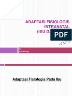 Adaptasi_Fisiologis_Intranatal