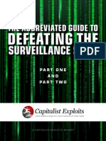 Defeating the Surveillance State