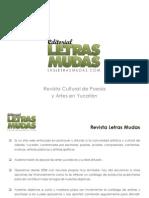 Dossier 1307 Julio Revista Letras Mudas