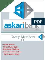 analysis of askari bank 2008