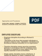 Disciplining Employees2
