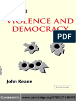 157621435 Violence and Democracy Joh Keane